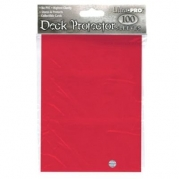 100 Count Red Deck Protector Sleeves