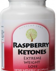 Raspberry Ketones -- Miracle Fat Burn 250mg per Serving HIGH POTENCY 60 Caps