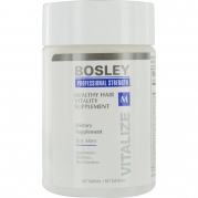 Bosley Healthy Hair Vitality Supplement for Men, 60 Count