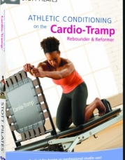 Stott Pilates Athletic Conditioning On The Cardio-Tramp Rebounder and R DVD
