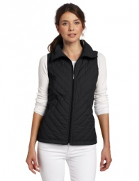 Columbia Women's Perfect Mix Vest, Black, X-Small