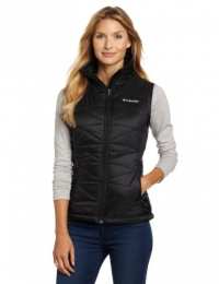 Columbia Women's Mighty Lite II Vest, Small, Black