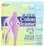 Super Colon Cleanse Day and Night System, (180 & 90 tablets) 2 Bottles