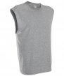 Russell Athletic Men's Athletic Sleeveless Tee, Oxford, Small