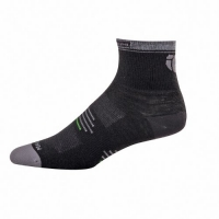Pearl Izumi Men's Elite Wool Sock, Black, Medium