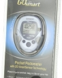 Omron HJ-112 Pocket Pedometer, 2-Count