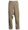 White Sierra Women's Sierra Point 29-Inch Inseam Convertible Pant, Medium, Bark