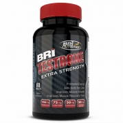 Top Rated Testosterone Booster - More Energy, Muscle Growth & Fat Loss - Testrone by BRI Nutrition - An All Natural Pure Dietary Vitamin Supplement With Raw Bulgarian Tribulus Terrestris Saponins Standard Formula Extract Complex - Improve & Replenish Your