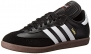 adidas Men's Samba Classic Soccer Shoe,Black/Running White,7 M