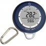 Ambient Weather WS-109 Handheld Altimeter, Barometer, Thermometer, Clock & Compass