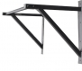 CFF Wall/Ceiling Mounted Pull Up Bar with 300-Pound Capacity