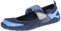 Speedo Women's Offshore Strap Amphibious Water Shoe,Insignia Blue/Provence,5 M US