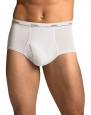 Hanes Men's 7-Pack Brief, White, Large