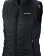 Columbia Women's Mighty Lite III Vest, Black, 3X