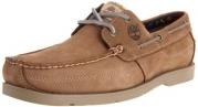 Timberland Men's Earthkeepers Kiawah Bay Boat Shoe,Taupe/Taupe,7 M US