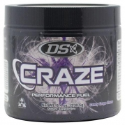 Driven Sports Craze Nutrition Supplement, Candy Grape, 238 Grams