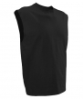 Russell Athletic Men's Athletic Sleeveless Tee, Black, Small