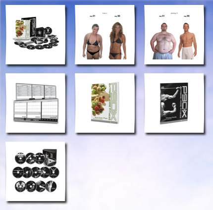 Beachbody p90x dvd workout
