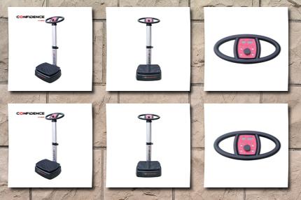 confidence power plus motorized electric treadmill manual