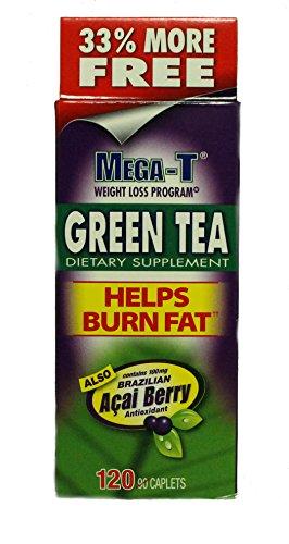 Mega green tea diet